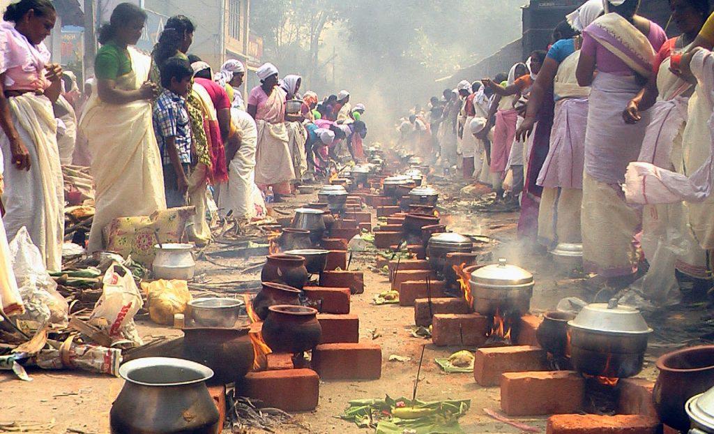 Attukal Temple Pongala