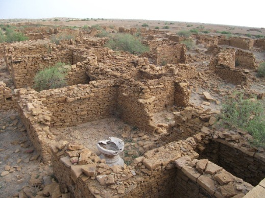 Kuldhara Village in Rajasthan