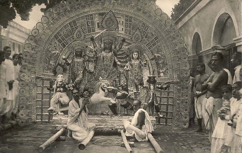 A Brief History of Durga Puja