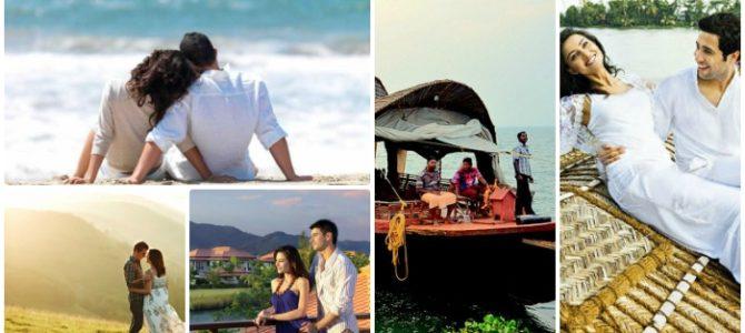 Top 5 Honeymoon Destinations in Kerala