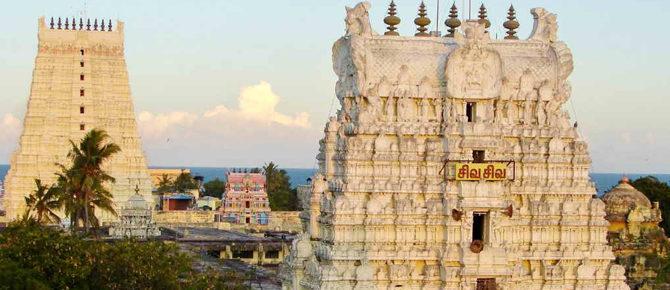 Sri Ramanathaswamy Temple In Rameshwaram