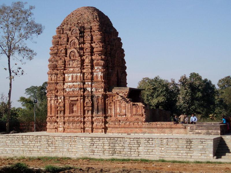 The Laxman Temple in Sirpur
