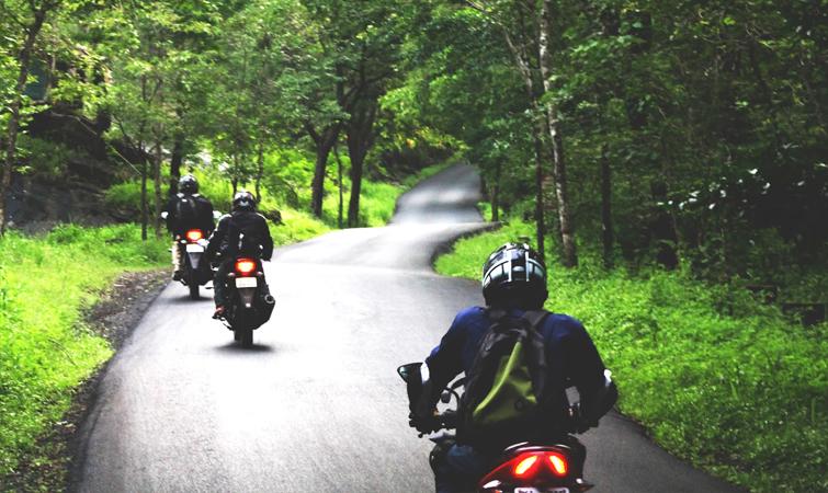 bike riding in Valparai