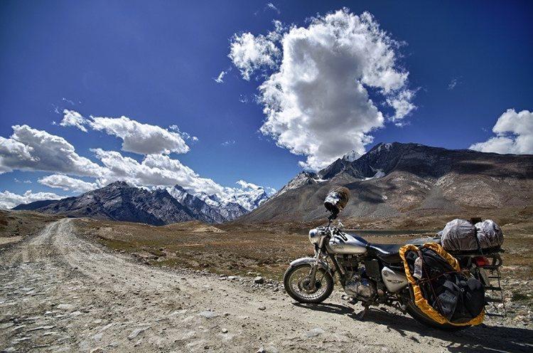 bike riding in Western Arunachal Pradesh